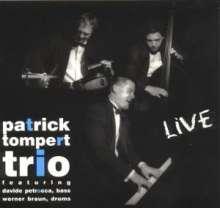 Patrick Tompert: Live, CD