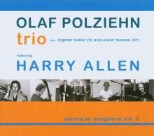 Olaf Polziehn: American Songbook Vol. 2, CD