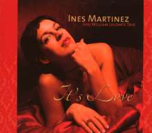 Ines Martinez & William Lecomte: It's Love, CD