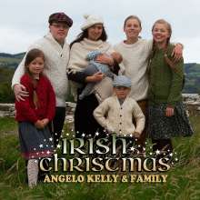 Angelo Kelly & Family: Irish Christmas, CD
