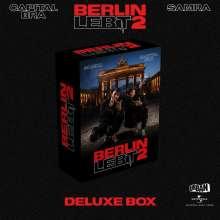 Capital Bra & Samra: Berlin lebt 2 (Limited-Deluxe-Box), 4 CDs