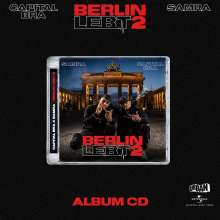 Capital Bra & Samra: Berlin lebt 2, CD