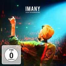 Imany: Live At The Casino De Paris, 2 CDs und 1 DVD