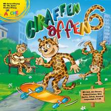 Giraffenaffen 6, CD
