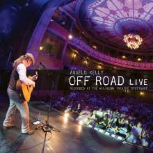 Angelo Kelly: Off Road Live 2012, CD
