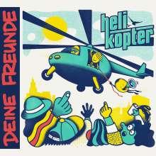 Deine Freunde: Helikopter, CD
