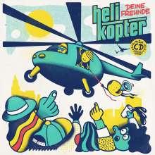 Deine Freunde: Helikopter, 1 LP und 1 CD