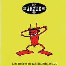 Die Ärzte: Die Bestie in Menschengestalt, CD