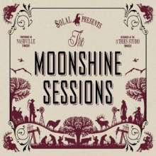 Solal        (Philippe Cohen-Solal): The Moonshine Sessions (CD + DVD), 1 CD und 1 DVD