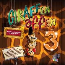 Giraffenaffen 3, CD