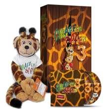 Giraffenaffen 3 (Limitierte Box), 2 CDs