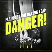 Farin Urlaub Racing Team: Danger! Live, 2 CDs