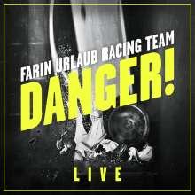 Farin Urlaub Racing Team: Danger! Live, 2 CDs