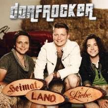 Dorfrocker: Heimat.Land.Liebe., CD