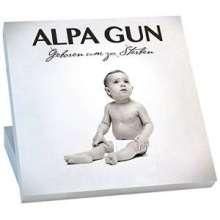 Alpa Gun: Geboren um zu Sterben (Limited Boxset Premium Edition) (CD + DVD + T-Shirt Größe L), CD