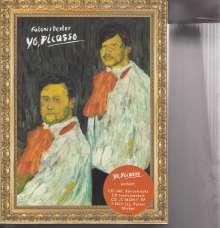Fatoni & Dexter: Yo, Picasso (Limited Fan Edition + Shirt Gr.L), 3 CDs und 1 T-Shirt