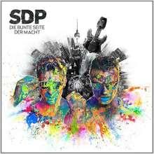 SDP: Die bunte Seite der Macht, CD