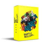 Bato: Party & Bullshit (Limitierte Fanbox), 3 CDs und 1 T-Shirt