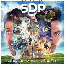 SDP: Die unendlichste Geschichte, CD
