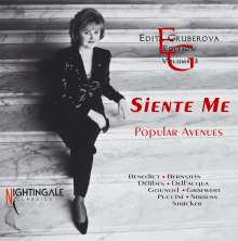 "Edita Gruberova - ""Siente me"" - Popular Avenues, CD"