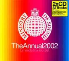 The Annual 2002 - Limited Edition Box Set, 2 CDs