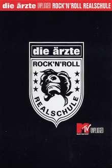 Die Ärzte: Unplugged - Rock'n'Roll Realschule, DVD