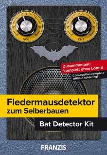 Burkhard Kainka: Fledermausdetektor zum Selberbauen (D/Engl), Diverse