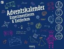 Bernhard Kainka: FRANZIS young Explorer Adventskalender Experimentieren & Entdecken 2018, Diverse