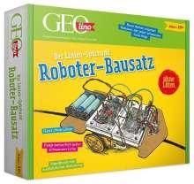 Christian Immler: GEOlino Roboter-Bausatz: Der Linien Spürhund, Diverse