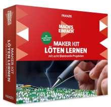 Burkhard Kainka: Mach's einfach: Maker Kit Löten lernen, Diverse