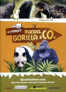 Panda, Gorilla & Co. Vol.7 (Folgen 57-60), DVD