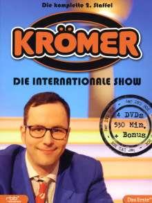 Kurt Krömer: Die internationale Show Staffel 2, 3 DVDs