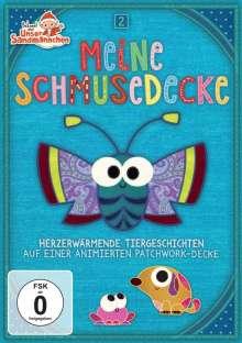 Meine Schmusedecke Staffel 2, DVD