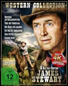 James Stewart - Western Box (Blu-ray), 6 Blu-ray Discs
