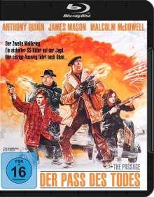 Der Pass des Todes (Blu-ray), Blu-ray Disc