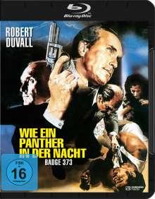Wie ein Panther in der Nacht (Blu-ray), Blu-ray Disc