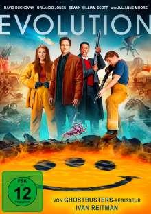 Evolution, DVD