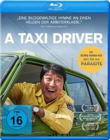 A Taxi Driver (Blu-ray), Blu-ray Disc