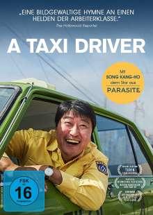 A Taxi Driver, DVD