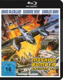 Moskito-Bomber greifen an (Blu-ray), Blu-ray Disc