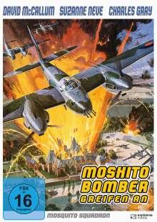 Moskito-Bomber greifen an, DVD
