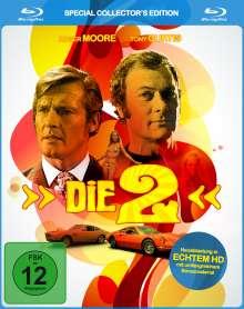 Die Zwei (Komplette Serie) (Blu-ray), 7 Blu-ray Discs und 1 DVD