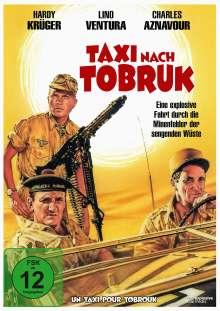 Taxi nach Tobruk, DVD