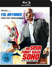 Die Spur führt nach Soho (Blu-ray), Blu-ray Disc