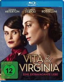 Vita & Virginia - Eine extravagante Liebe (Blu-ray), Blu-ray Disc