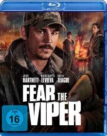 Fear the Viper (Blu-ray), Blu-ray Disc