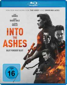 Into the Ashes (Blu-ray), Blu-ray Disc