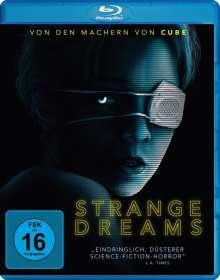 Strange Dreams (Blu-ray), Blu-ray Disc