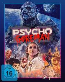 Psycho Goreman (Blu-ray & DVD im Mediabook), 1 Blu-ray Disc und 1 DVD