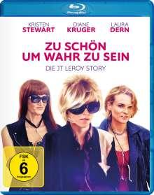 Zu schön um wahr zu sein - Die JT LeRoy Story (Blu-ray), Blu-ray Disc